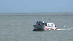 Fishing Boat 1 Stock Video Footage