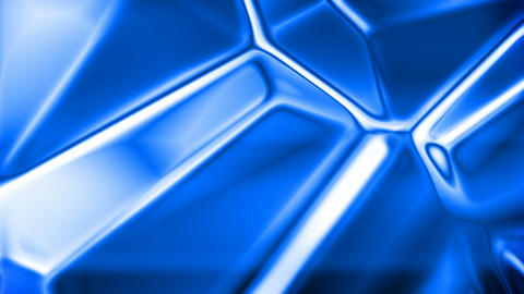 Abstract crystal Stock Video Footage