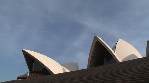 Opera House, Sydney Footage