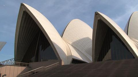 Opera House Stock Video Footage
