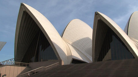 Opera House Stock Video Footage
