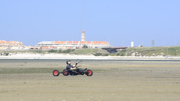 Ricardo Costa on a Kitebuggy Footage