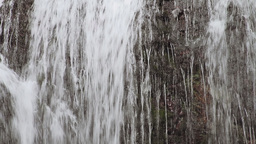 Waterfall detail Footage