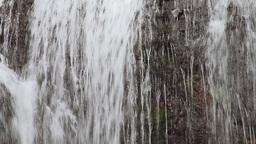 Waterfall detail Footage