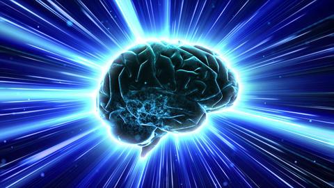 Brain 2 A 1 Dm 3 HD Stock Video Footage