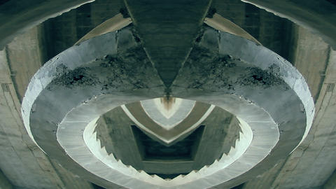 Architecture fractal geometry Aliens Footage