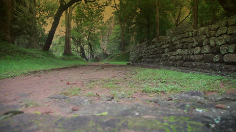 Sigiriya Stock Video Footage