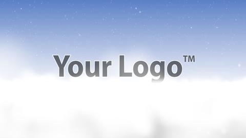 Sky Logo Reveal - Apple Motion and Final Cut Pro X Template Apple Motion Template