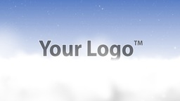 Sky   Logo   Reveal stock footage