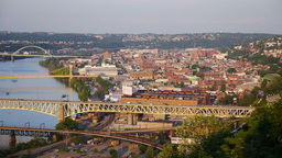 Pittsburgh South Side Stock Video Footage