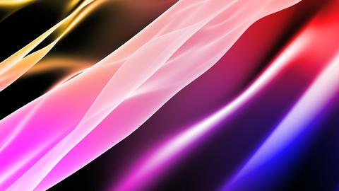 Soft Rainbow Background Loop Stock Video Footage