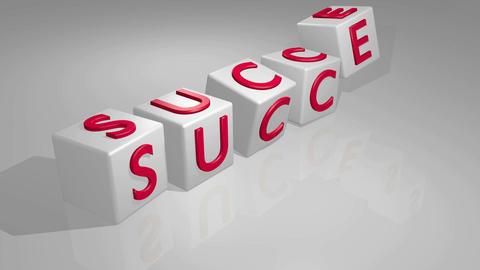 Success Stock Video Footage