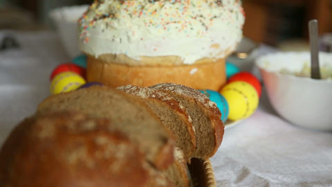 Easter Stock Video Footage