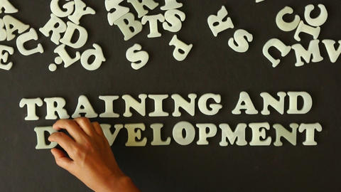 Training and Development Stock Video Footage