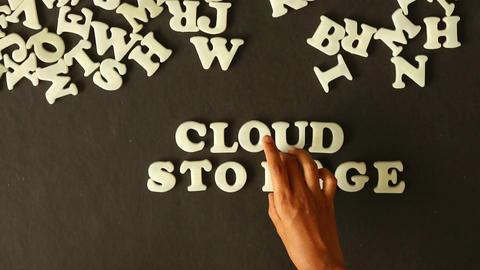 Cloud Storage Footage