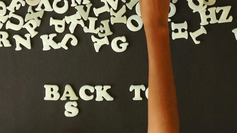 Back to School Stock Video Footage