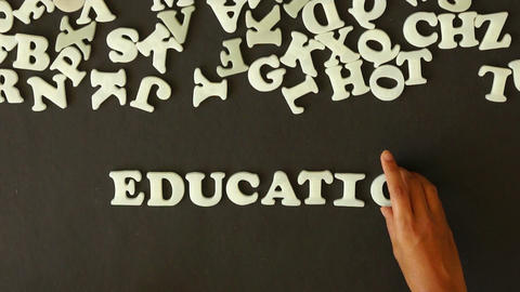 Education Stock Video Footage