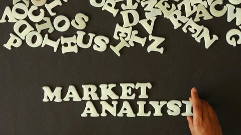 Marketing Analysis Stock Video Footage