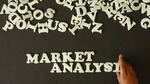 Marketing Analysis Stock Video Footage