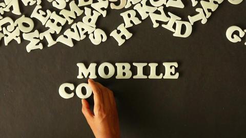 Mobile Computing Stock Video Footage
