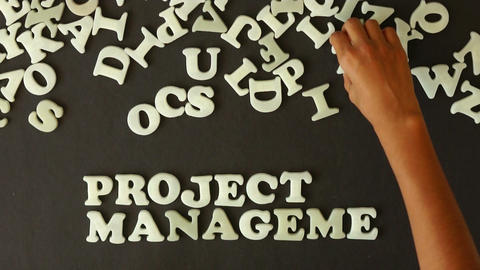 Project Management Footage