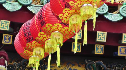 Chinese Lanterns Stock Video Footage