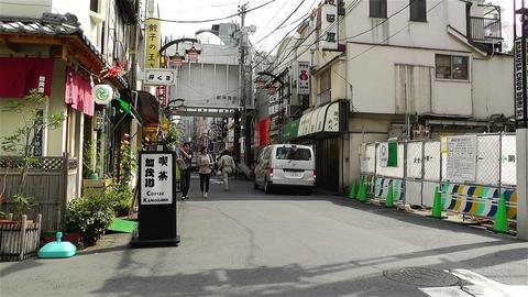 Tokyo Asakusa Japan 12 Stock Video Footage