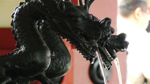 Tokyo Asakusa Senso Ji Temple Japan 8 Stock Video Footage
