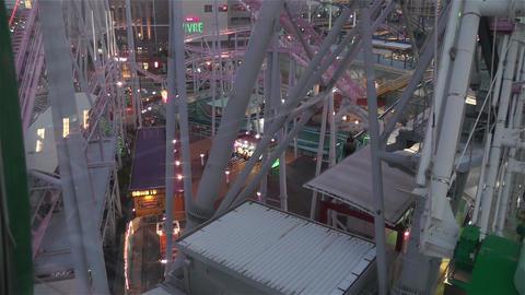 Yokohama Cosmoworld Japan 10 Footage