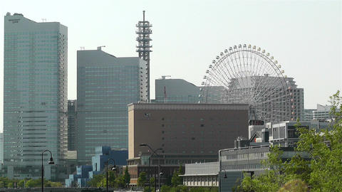 Yokohama Japan 3 Stock Video Footage