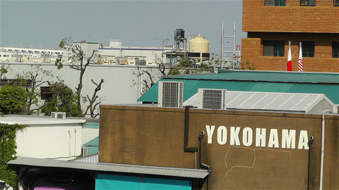 Yokohama Japan 4 Stock Video Footage