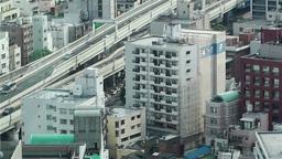 Yokohama Japan Aerial 27 Footage