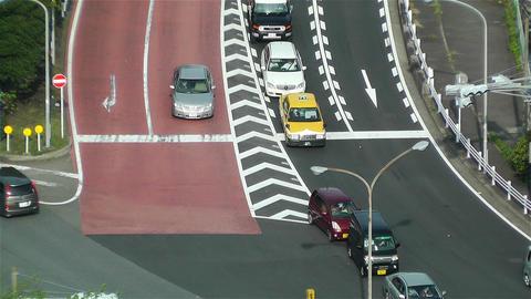 Yokohama Japan Aerial 39 Stock Video Footage