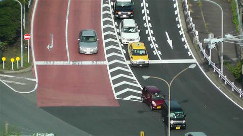 Yokohama Japan Aerial 39 Footage