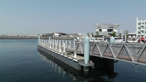 Yokohama Seaside Japan 1 Footage