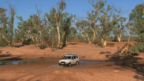 4 WD dirtroad 04 Footage