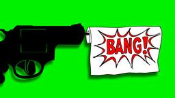 GUN SHOT Animation