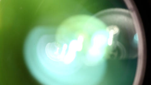 Camera Lens Footage