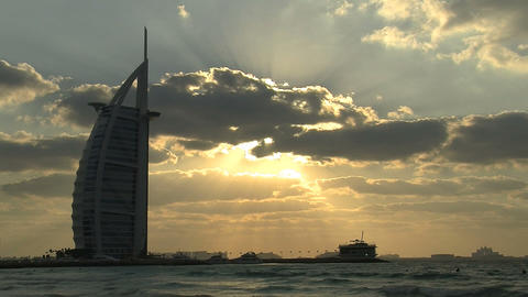 Dubai 157 Stock Video Footage