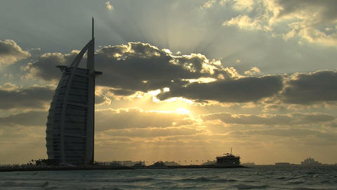 Dubai 157 Stock Video Footage