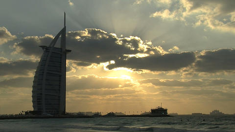 Dubai 157 Footage