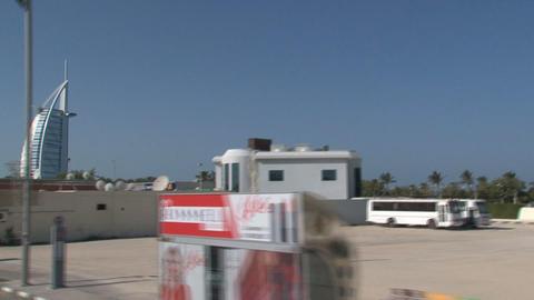 burj al arab Stock Video Footage