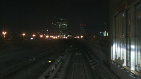 Dubai metro Footage