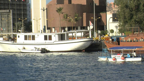 water taxi Footage
