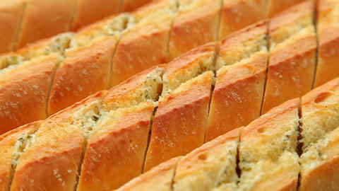 Baguettes Stock Video Footage