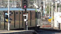 The Dart Train 1 Stock Video Footage