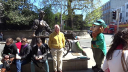 Molly Malone Stock Video Footage