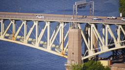 Liberty Bridge Footage