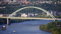 Birmingham Bridge Stock Video Footage