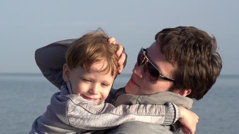 Moms Love Stock Video Footage